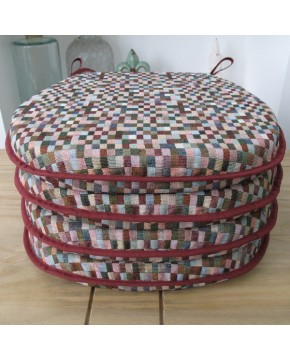 Harlequin Classic D Rounded Seat Pads