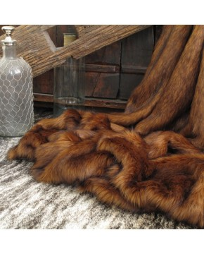 Faux Fur Throws, Raynard Faux Fur Throw , faux-fur-throws