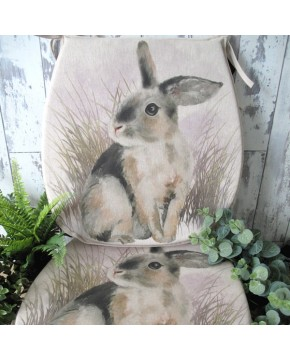 Rabbit reversible classic D seat pads