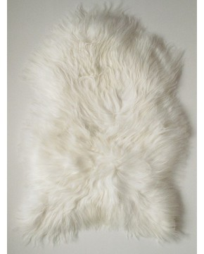 Sheepskin Rugs, Natural Ivory Icelandic Sheepskin Rug 0111 , faux-fur-throws