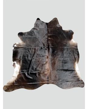 Cowhide Rugs, Dark Brown Cowhide Rug CH0014 , faux-fur-throws