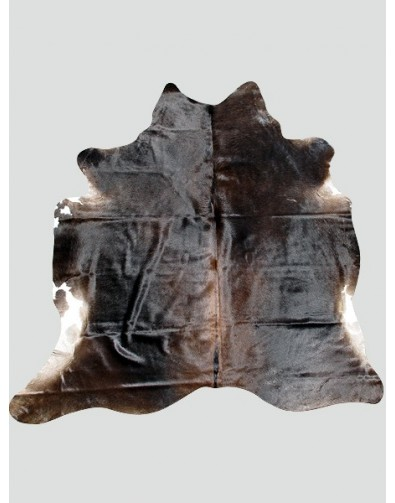 Cowhide Rugs, Dark Brown Cowhide Rug CH0014 , faux-fur-throws